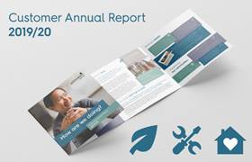 Customer Annual Review 2019/20